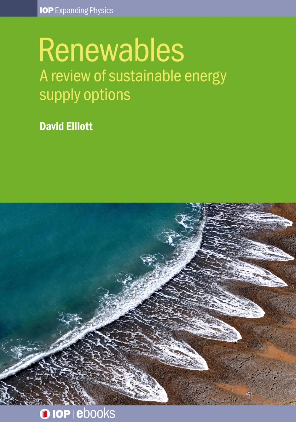 Jacket Image For: Renewables