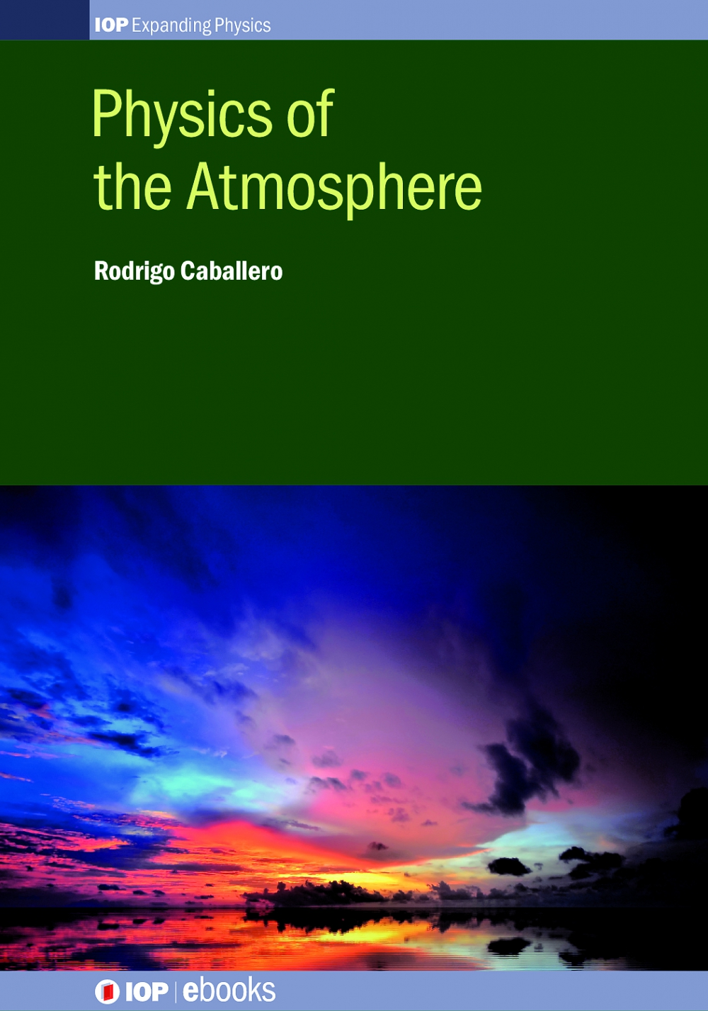 Jacket Image For: Physics of the Atmosphere
