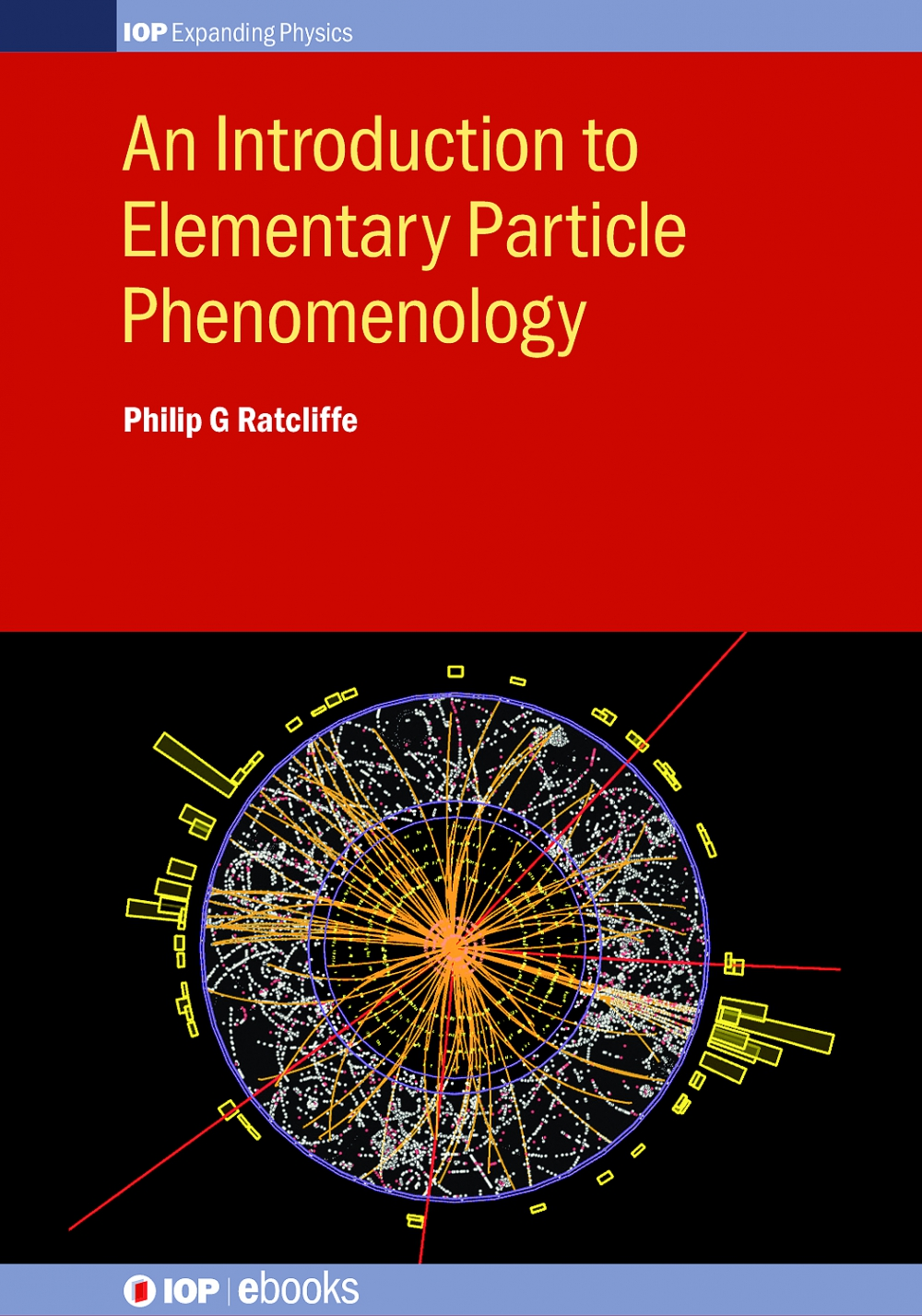 Jacket Image For: An Introduction to Elementary Particle Phenomenology