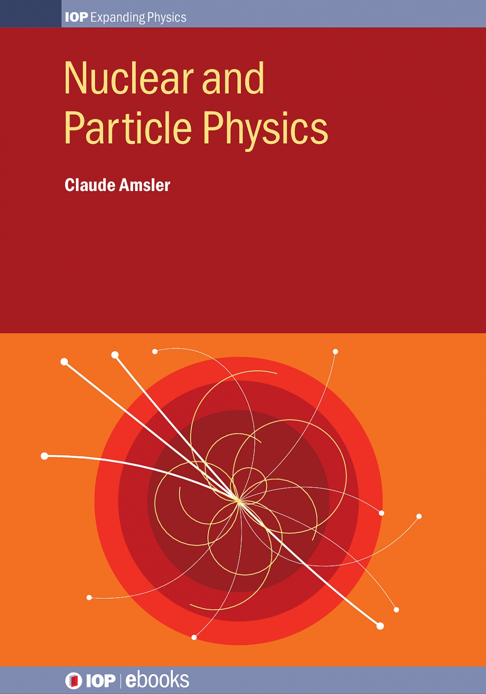 Jacket Image For: Nuclear and Particle Physics