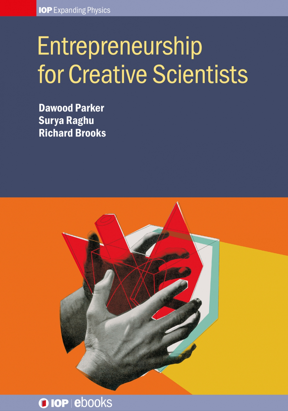 Jacket Image For: Entrepreneurship for Creative Scientists