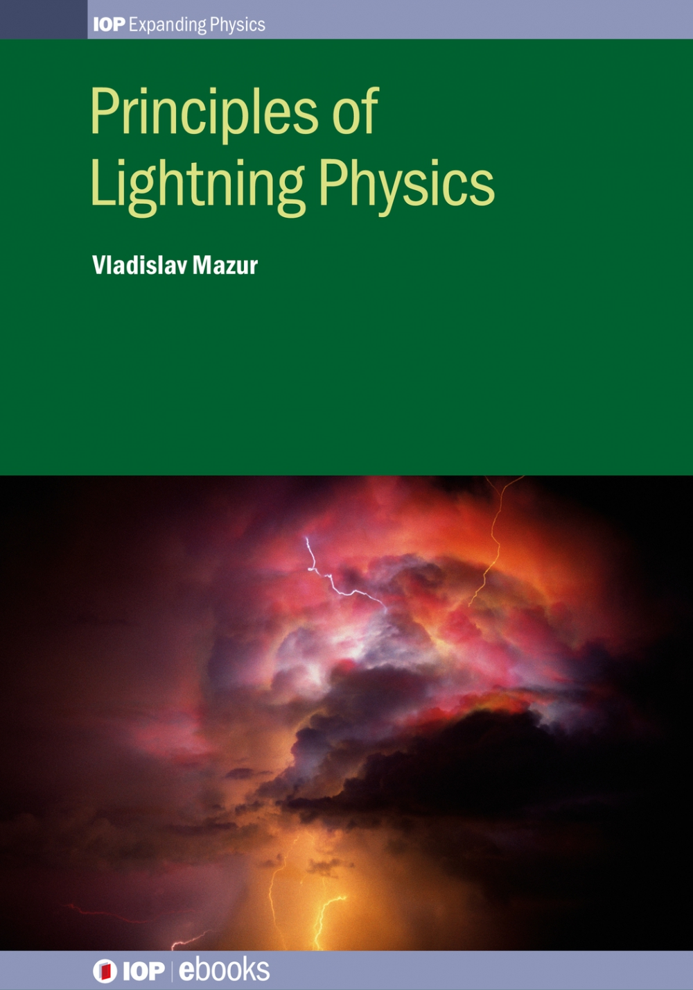 Jacket Image For: Principles of Lightning Physics