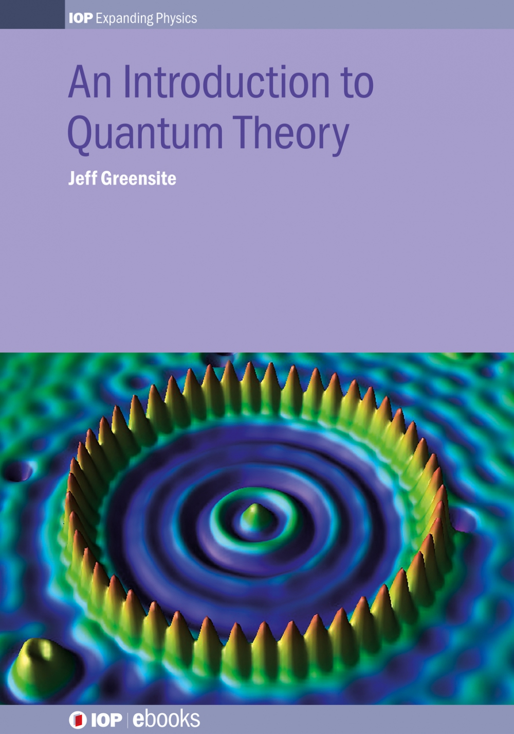 Jacket Image For: An Introduction to Quantum Theory