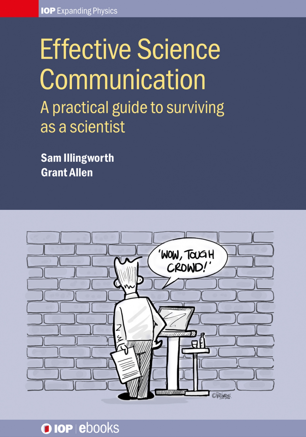 Jacket Image For: Effective Science Communication