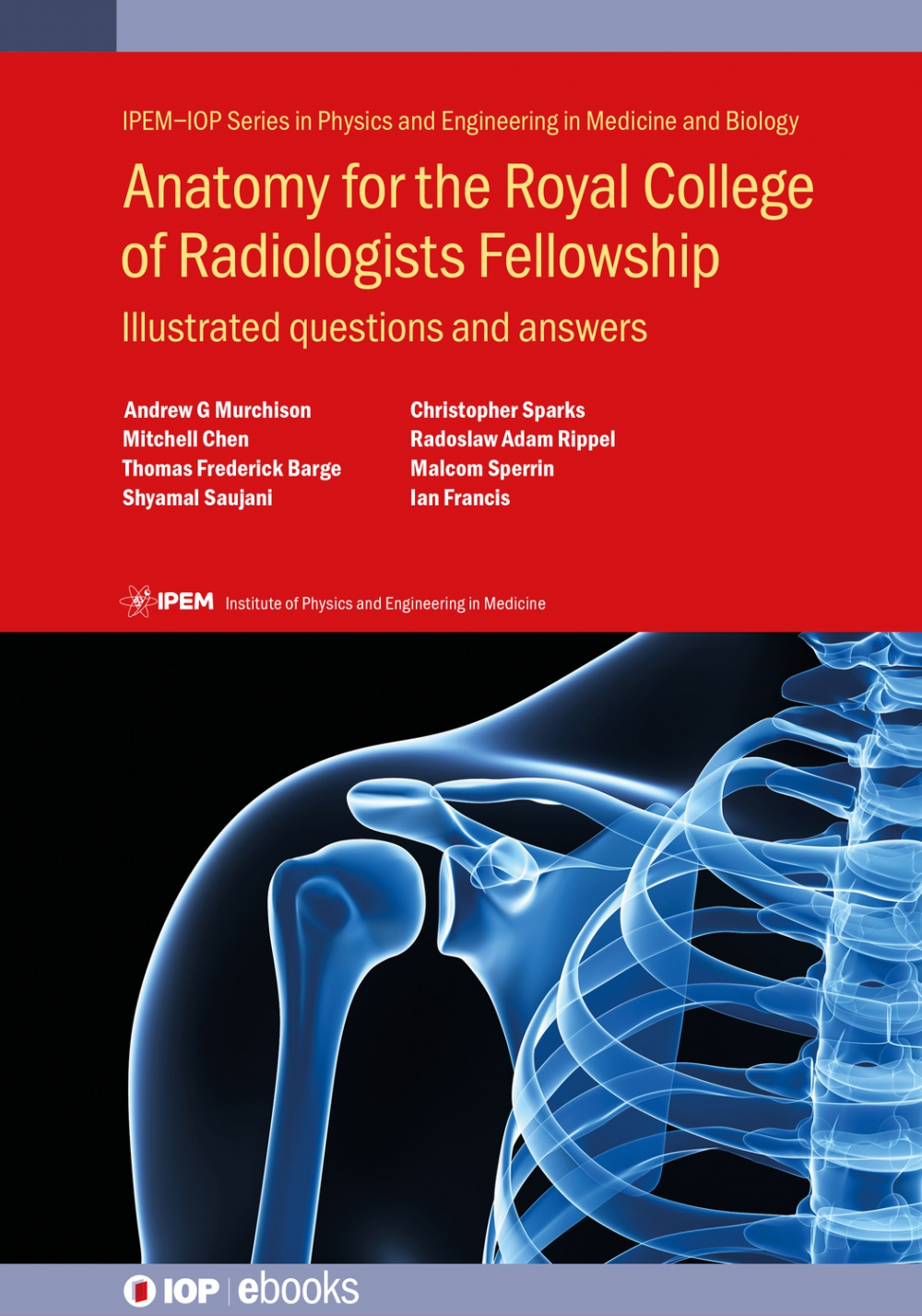 Jacket Image For: Anatomy for the Royal College of Radiologists Fellowship