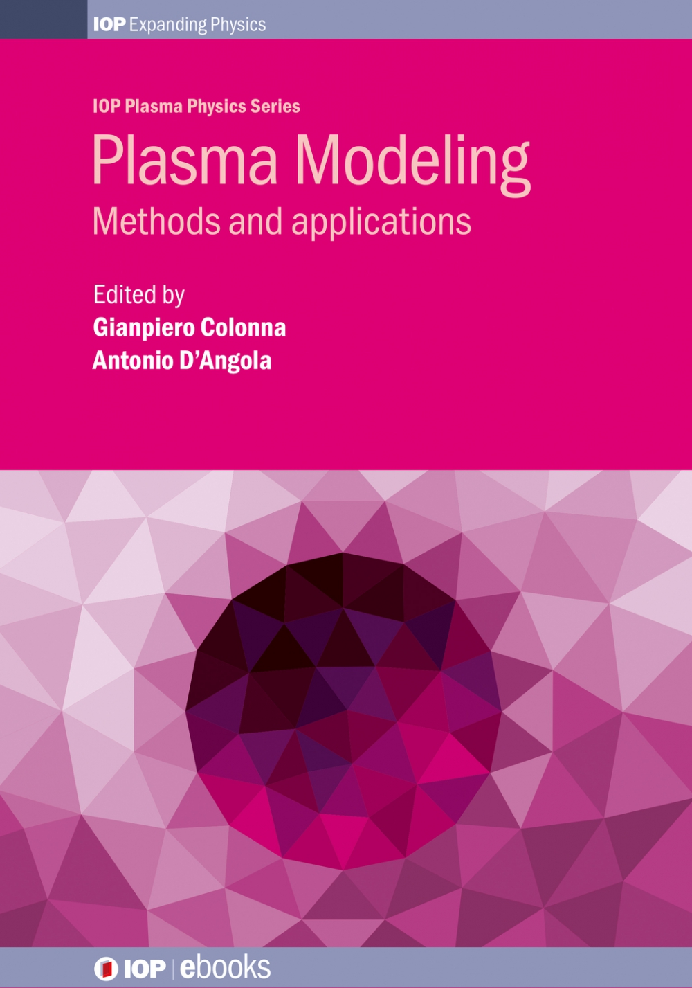 Jacket Image For: Plasma Modeling