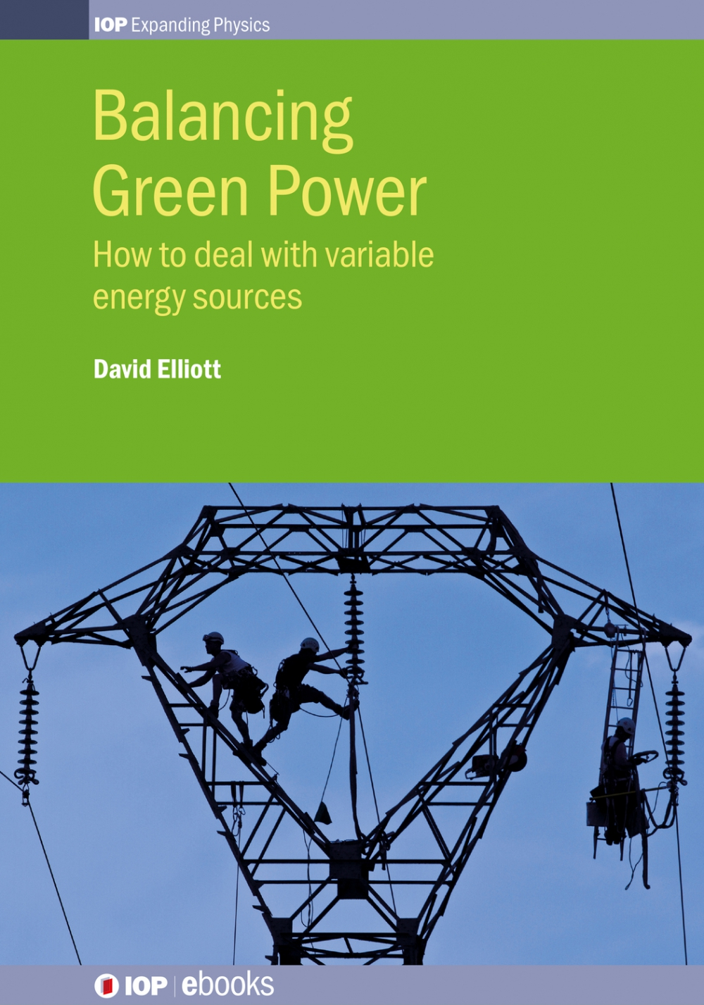 Jacket Image For: Balancing Green Power