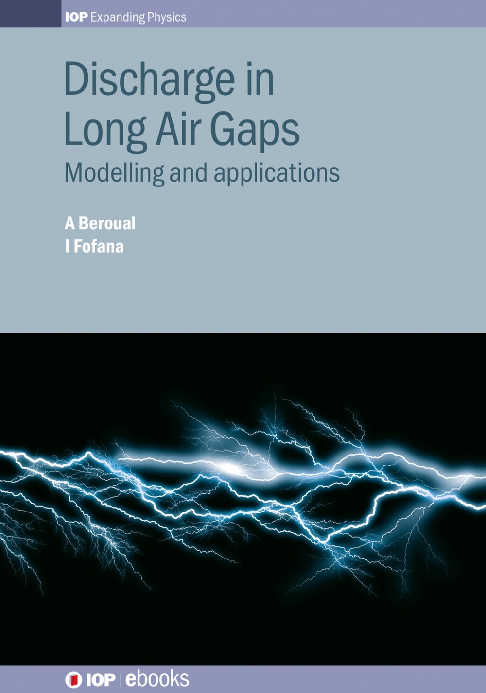 Jacket Image For: Discharge in Long Air Gaps