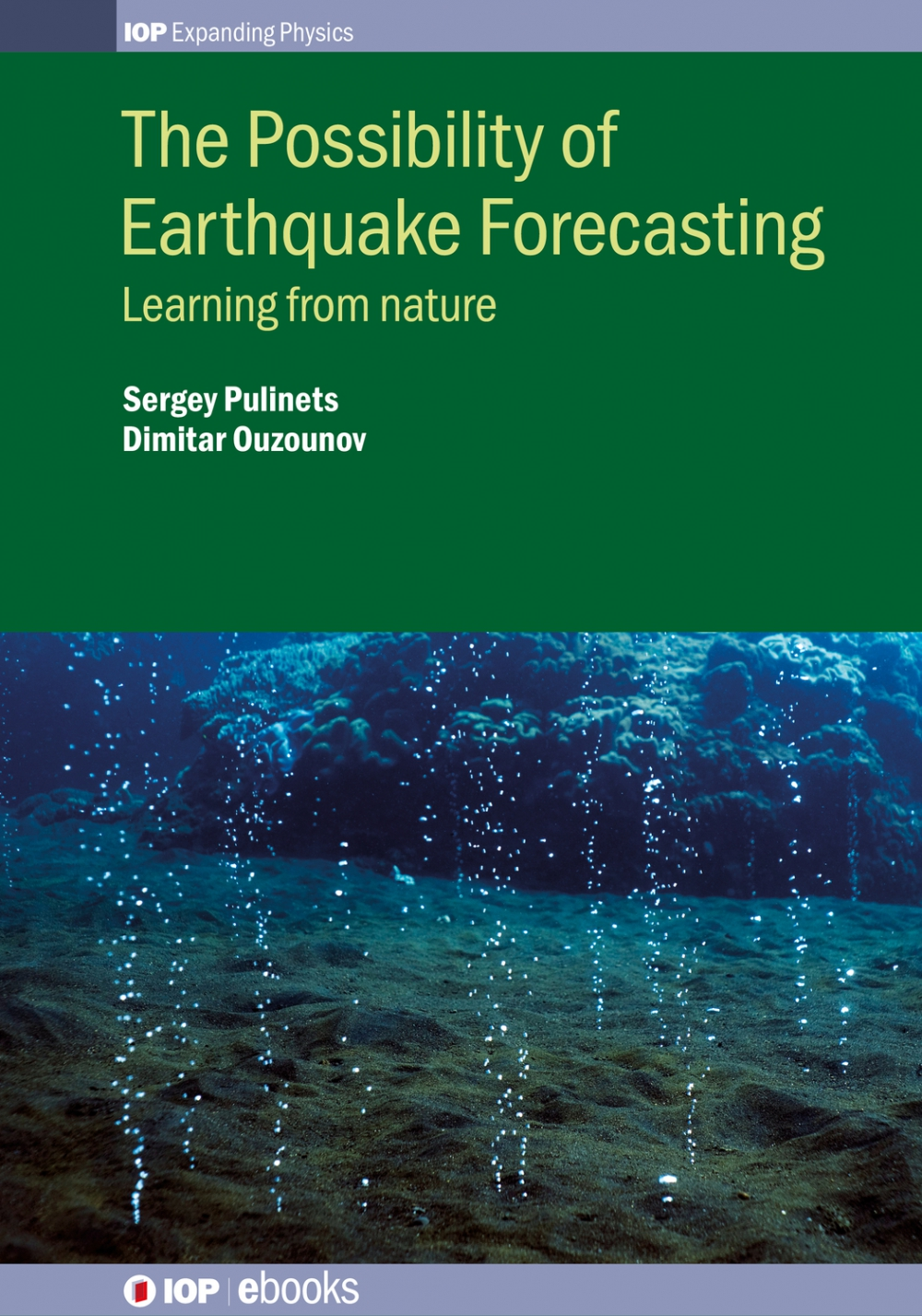 Jacket Image For: The Possibility of Earthquake Forecasting