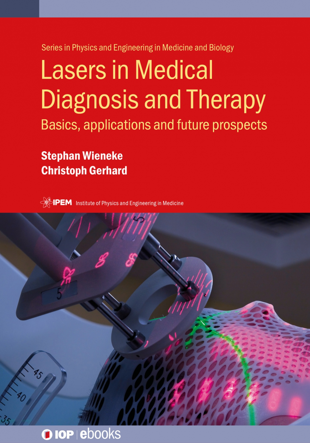 Jacket Image For: Lasers in Medical Diagnosis and Therapy