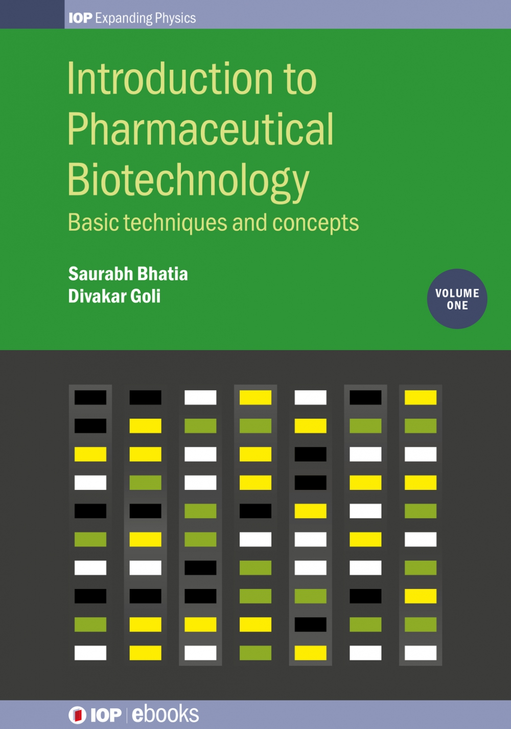 Jacket Image For: Introduction to Pharmaceutical Biotechnology, Volume 1