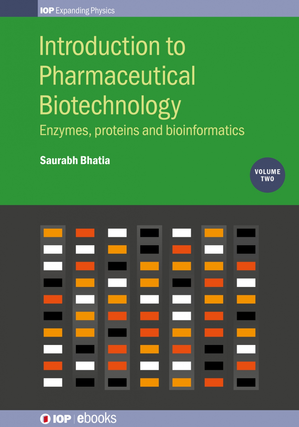 Jacket Image For: Introduction to Pharmaceutical Biotechnology, Volume 2