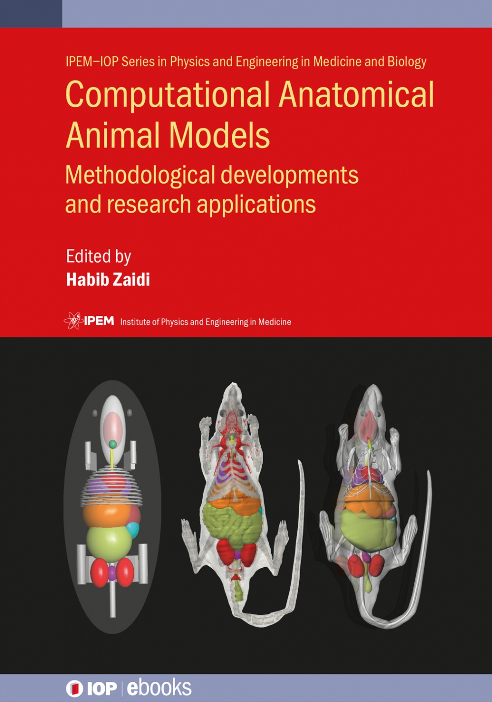 Jacket Image For: Computational Anatomical Animal Models