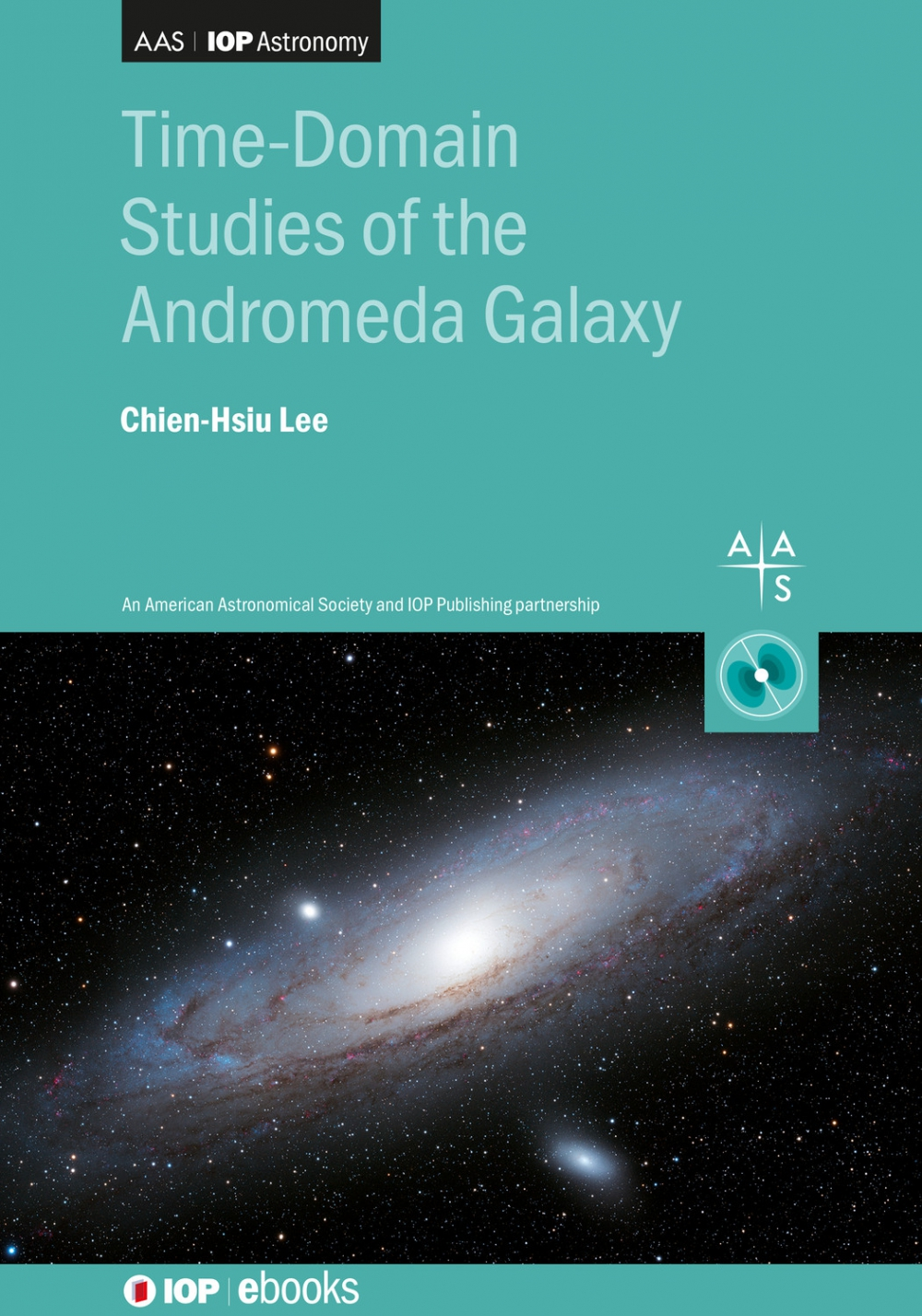 Jacket Image For: Time-Domain Studies of the Andromeda Galaxy