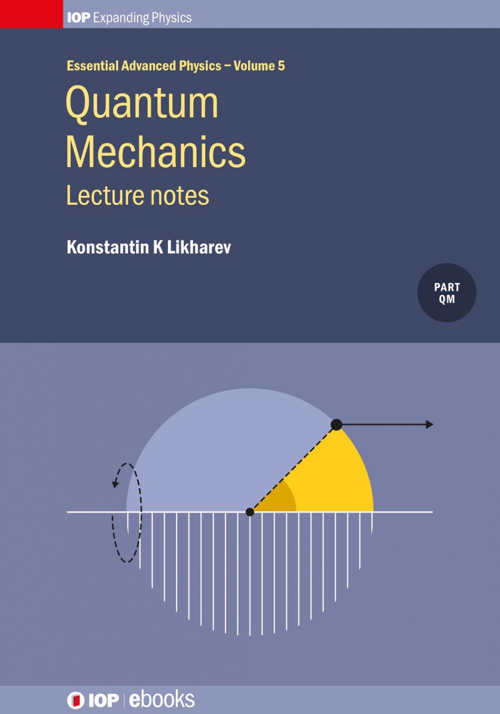 Jacket Image For: Quantum Mechanics: Lecture notes