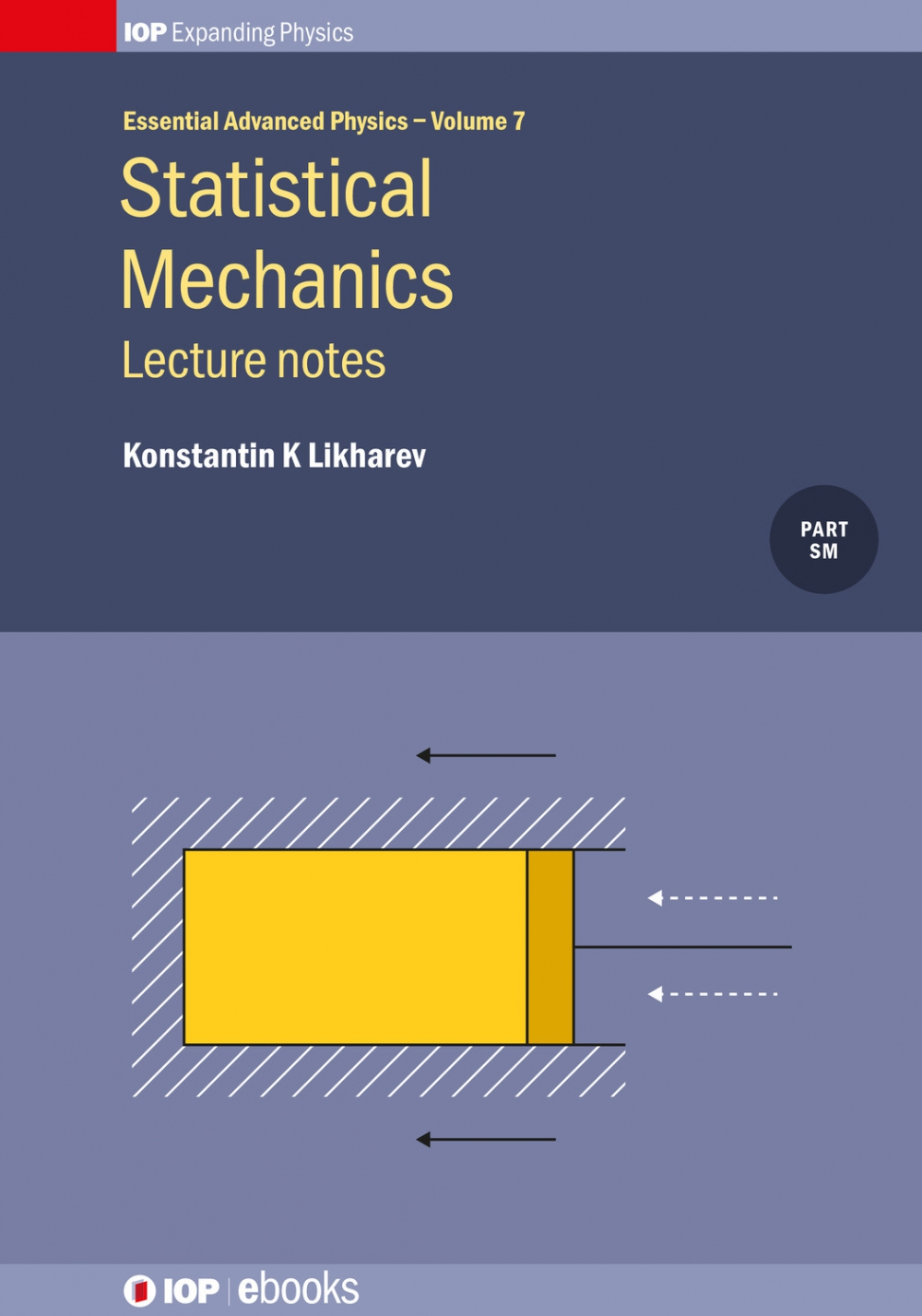 Jacket Image For: Statistical Mechanics: Lecture notes