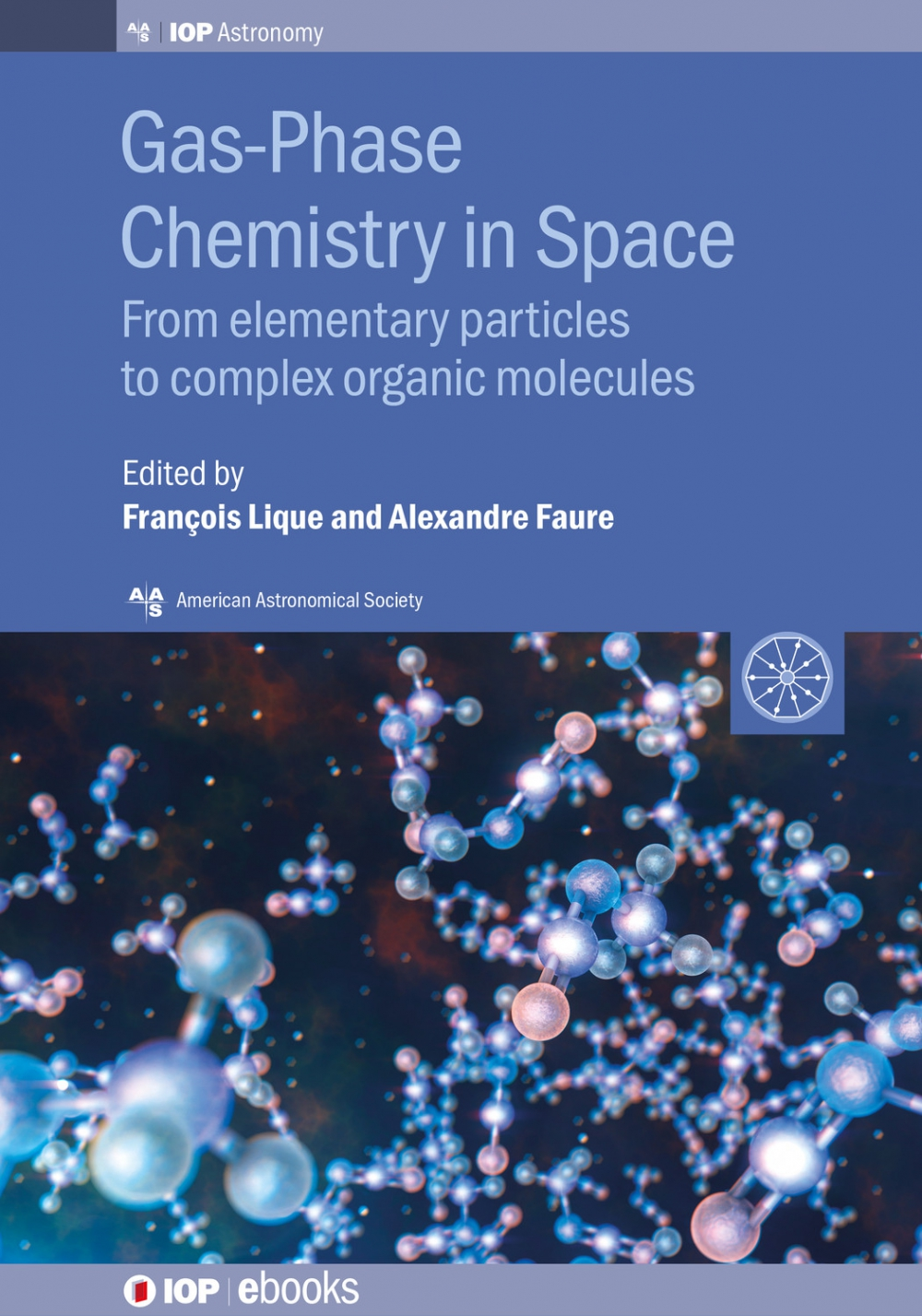 Jacket Image For: Gas-Phase Chemistry in Space