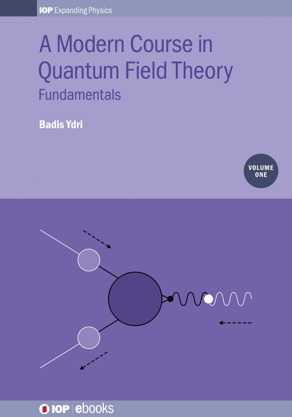 Jacket Image For: A Modern Course in Quantum Field Theory, Volume 1