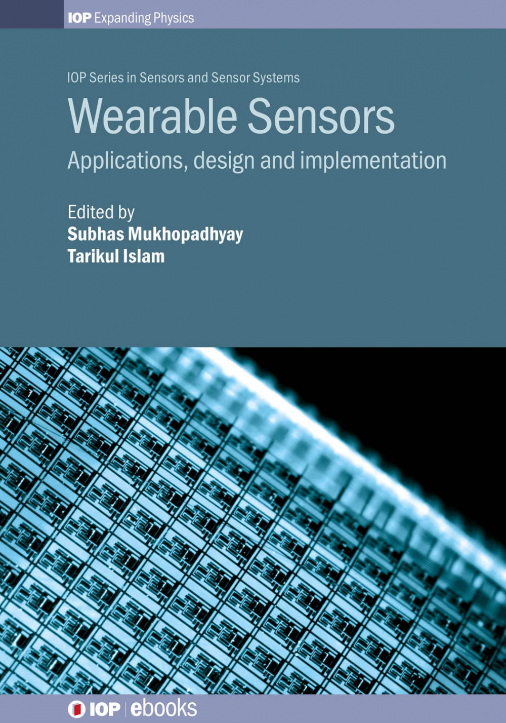 Jacket Image For: Wearable Sensors