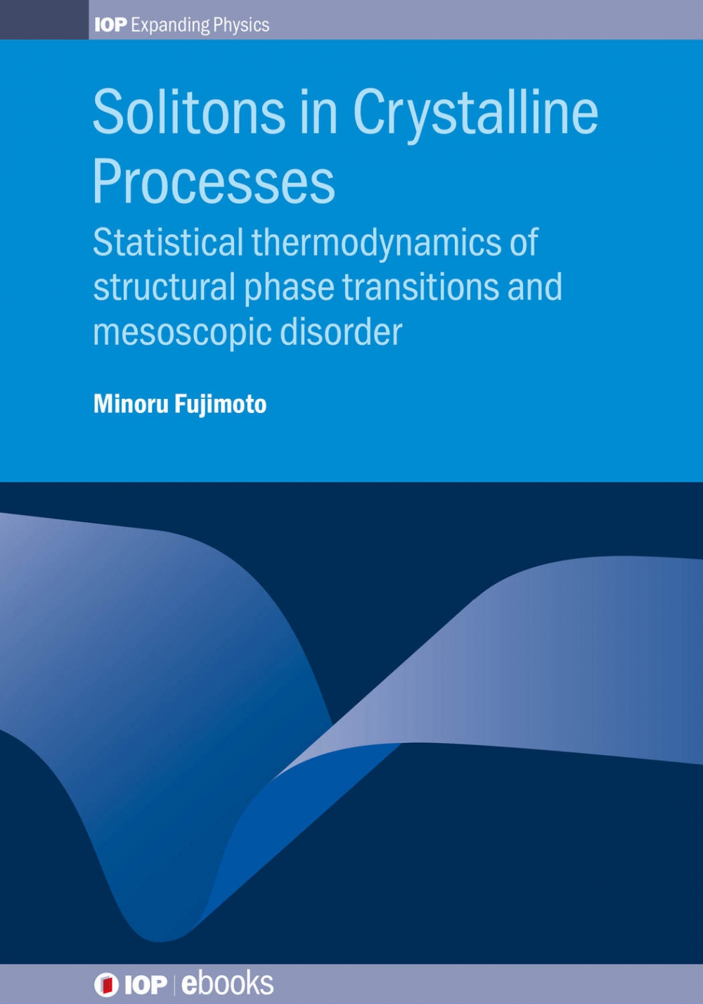 Jacket Image For: Solitons in Crystalline Processes