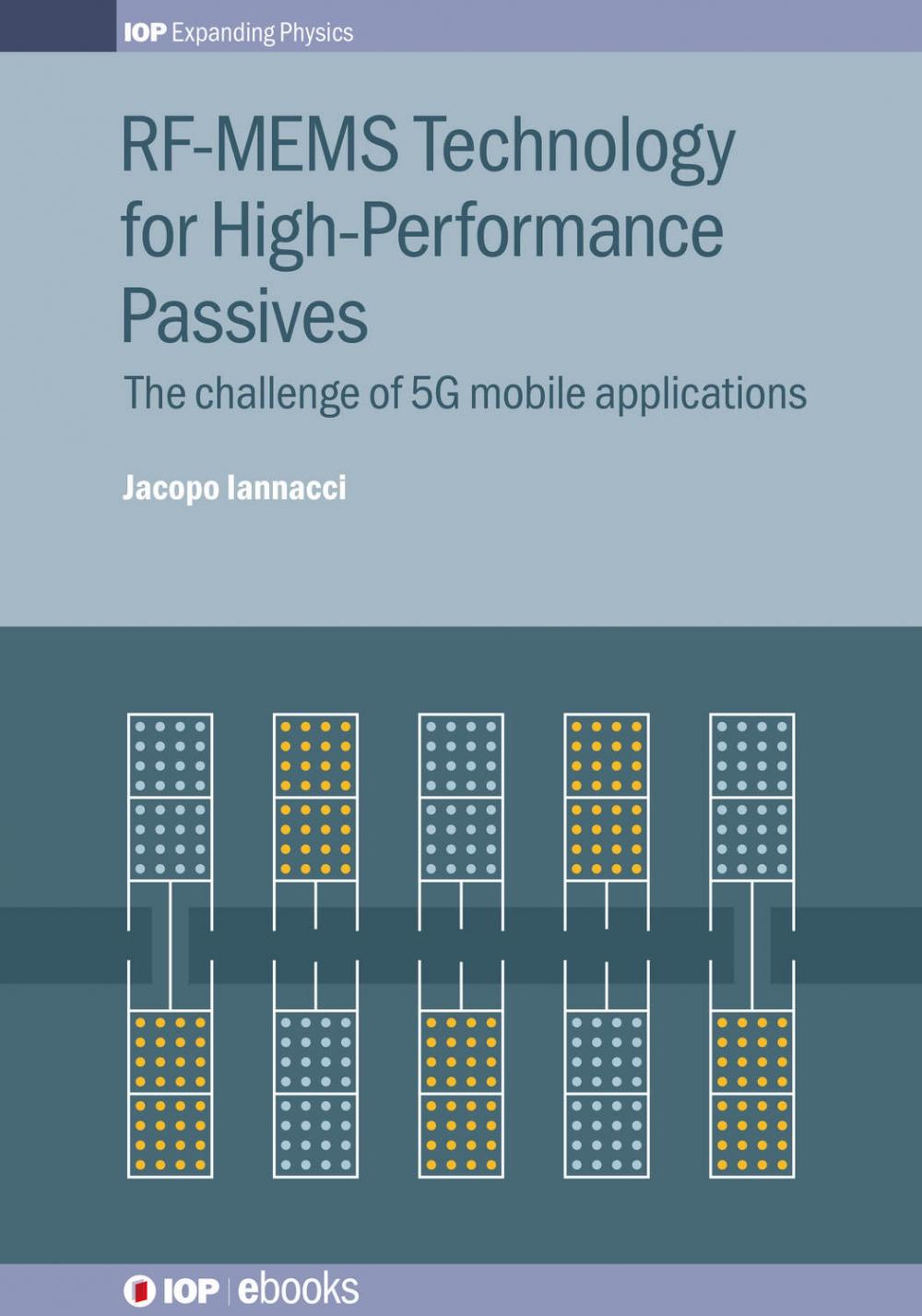 Jacket Image For: RF-MEMS Technology for High-Performance Passives