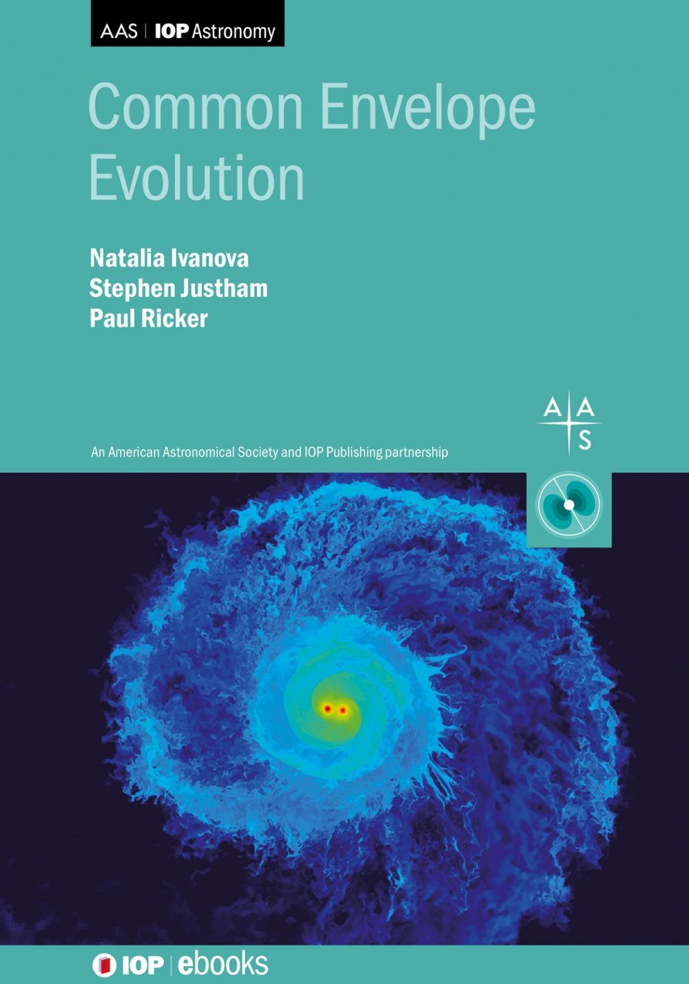Jacket Image For: Common Envelope Evolution