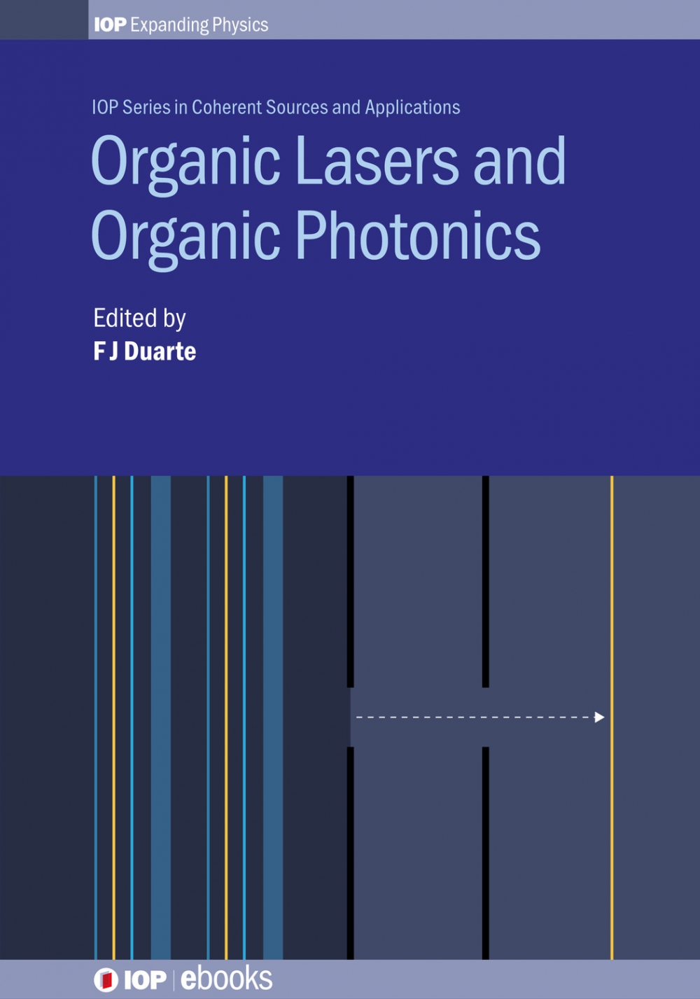 Jacket Image For: Organic Lasers and Organic Photonics
