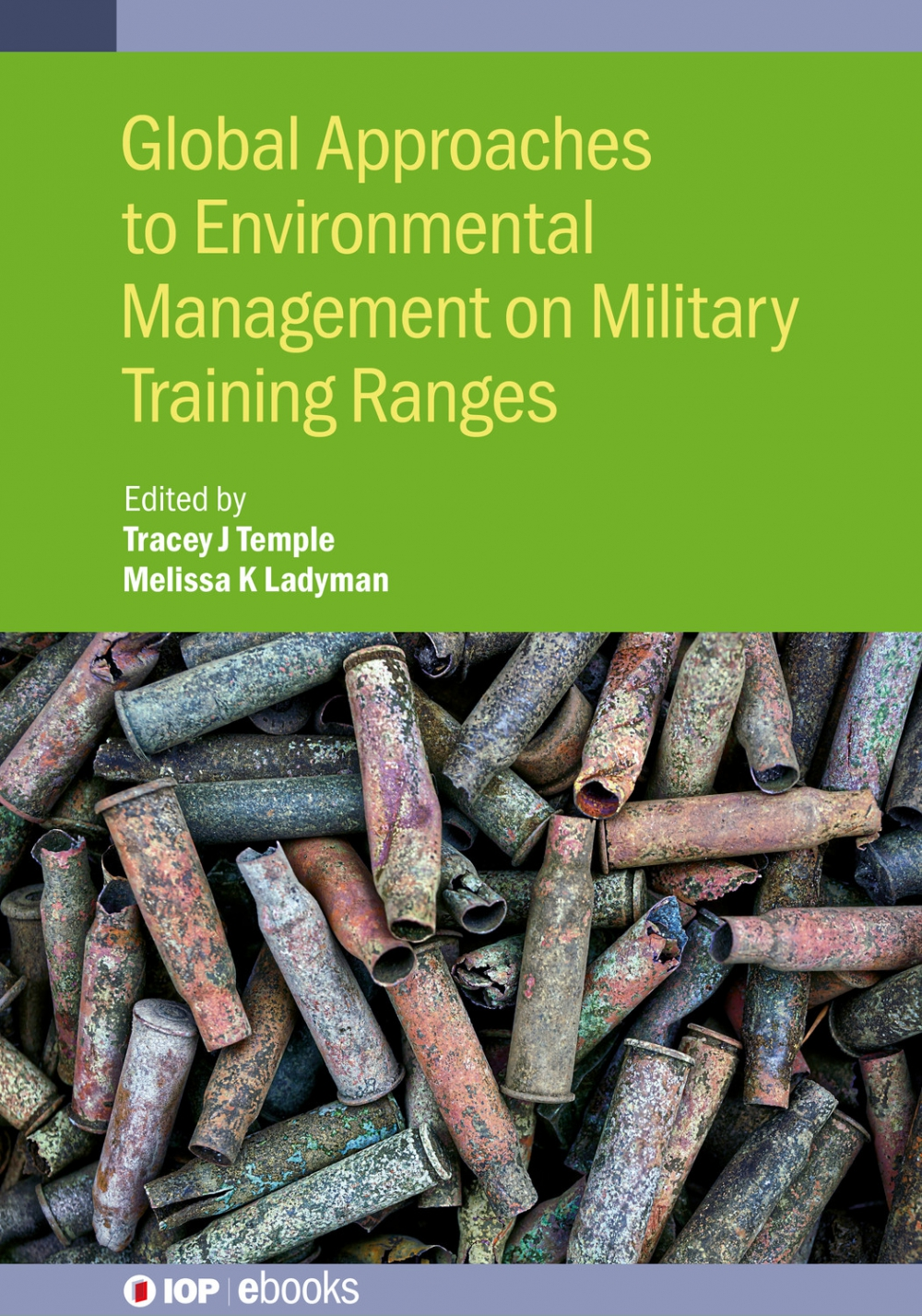 Jacket Image For: Global Approaches to Environmental Management on Military Training Ranges