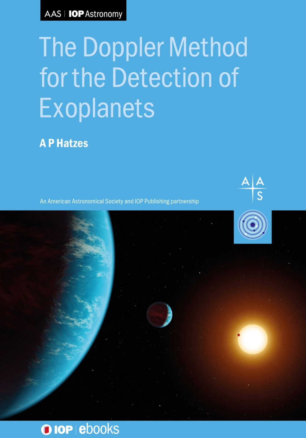 Jacket Image For: The Doppler Method for the Detection of Exoplanets