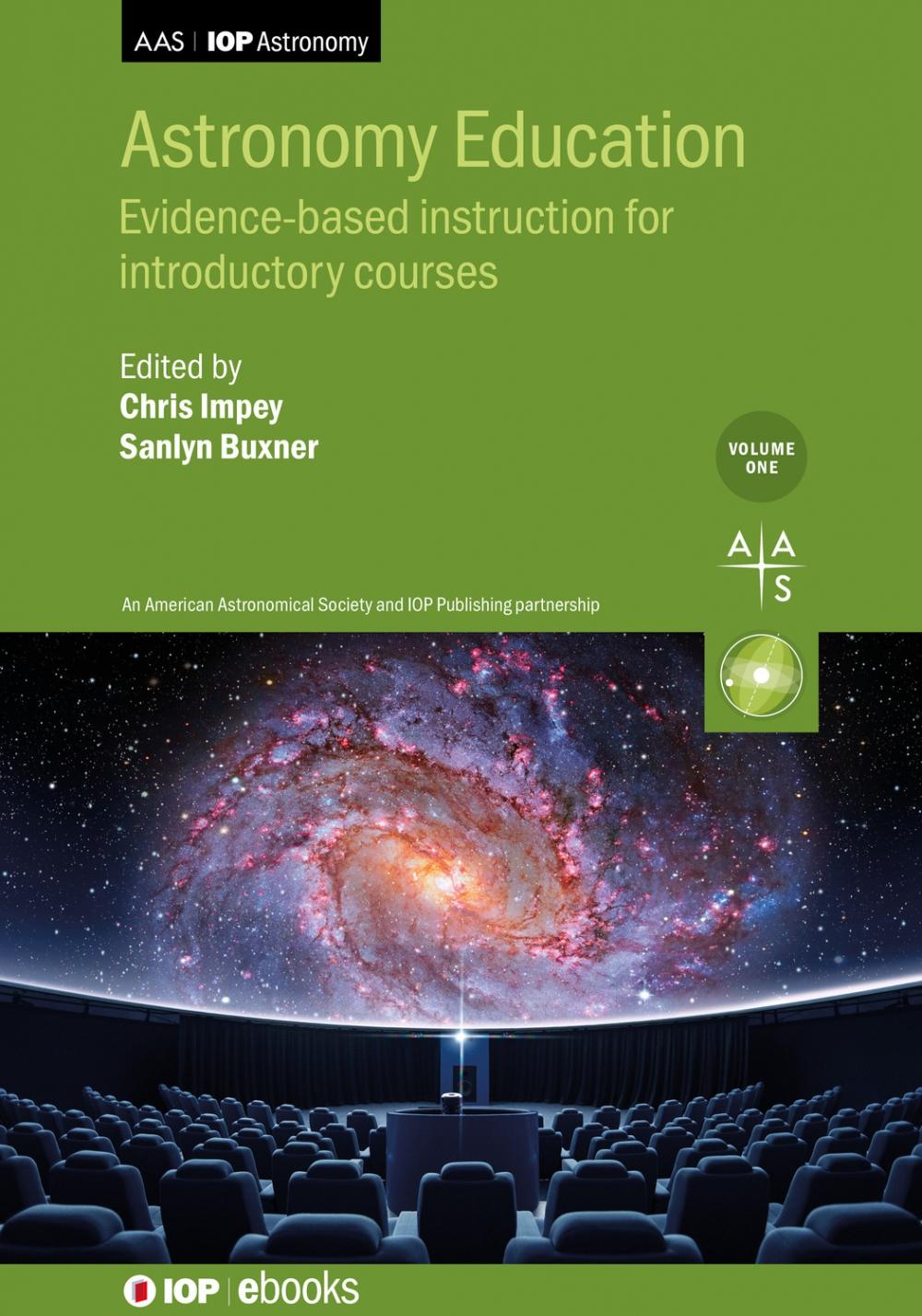 Jacket Image For: Astronomy Education Volume 1