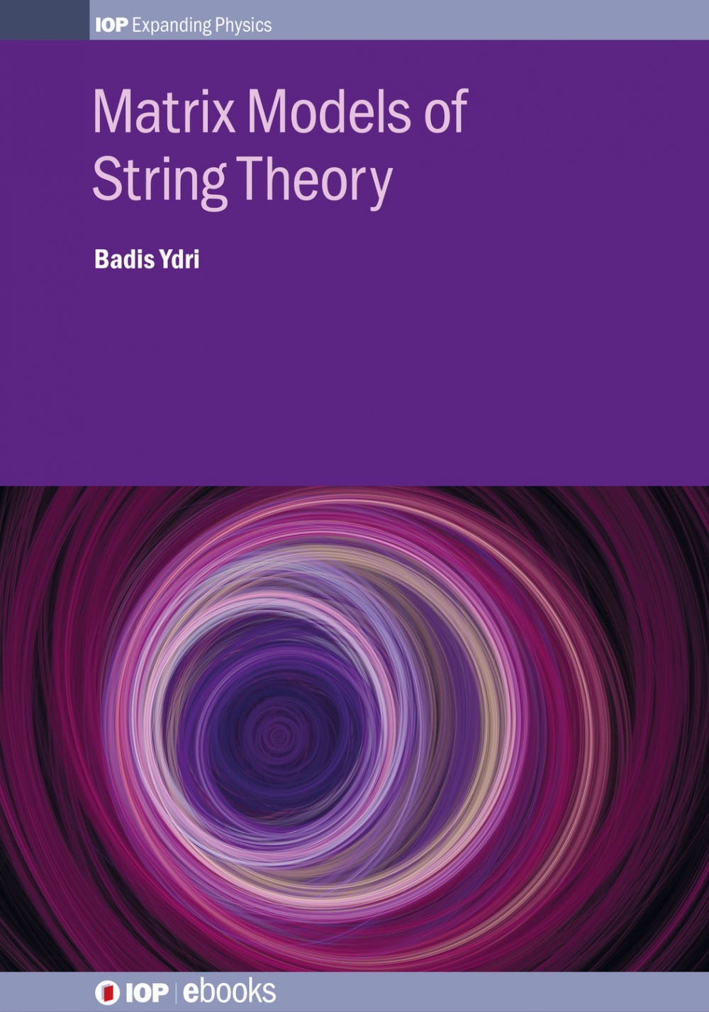 Jacket Image For: Matrix Models of String Theory