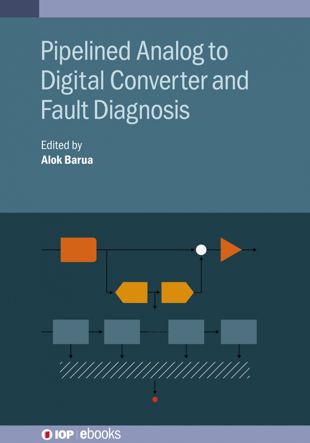 Jacket Image For: Pipelined Analog to Digital Converter and Fault Diagnosis