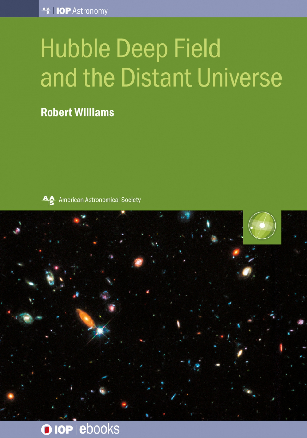 Jacket Image For: Hubble Deep Field and the Distant Universe