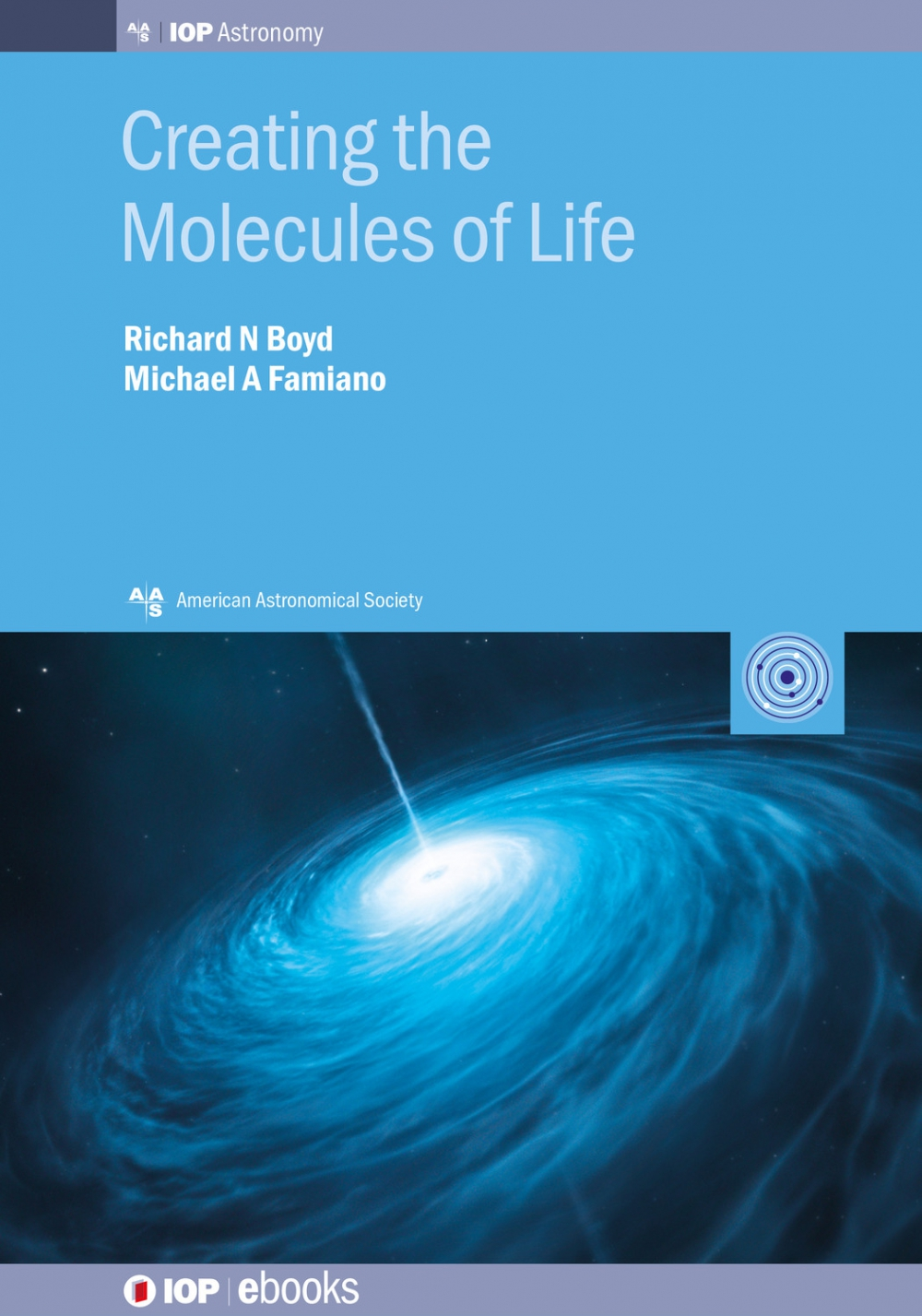 Jacket Image For: Creating the Molecules of Life