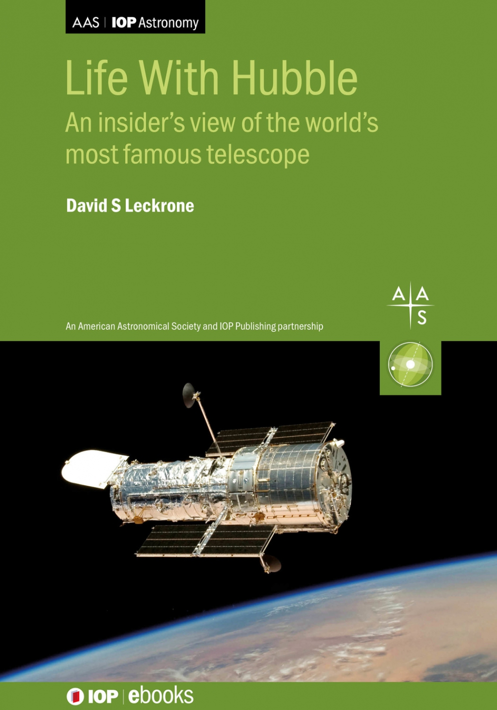 Jacket Image For: Life With Hubble