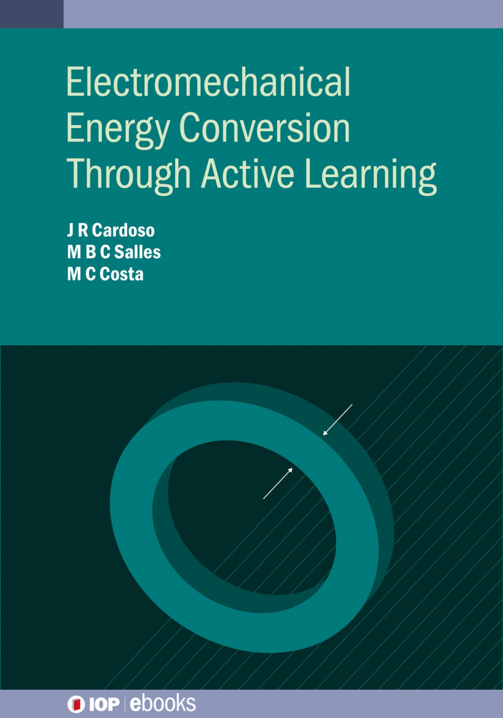 Jacket Image For: Electromechanical Energy Conversion Through Active Learning