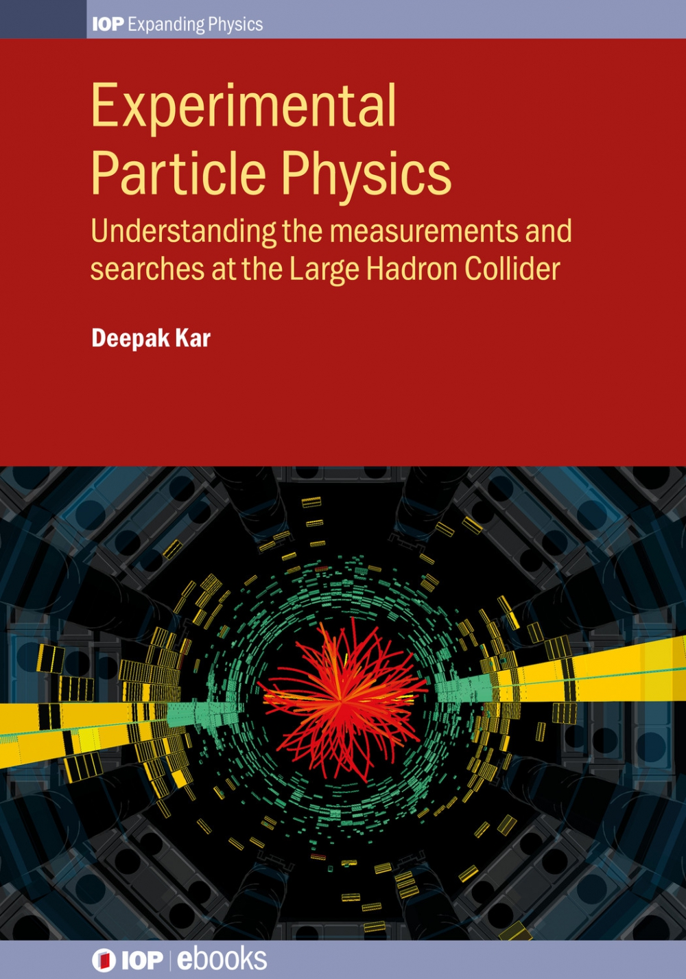 Jacket Image For: Experimental Particle Physics
