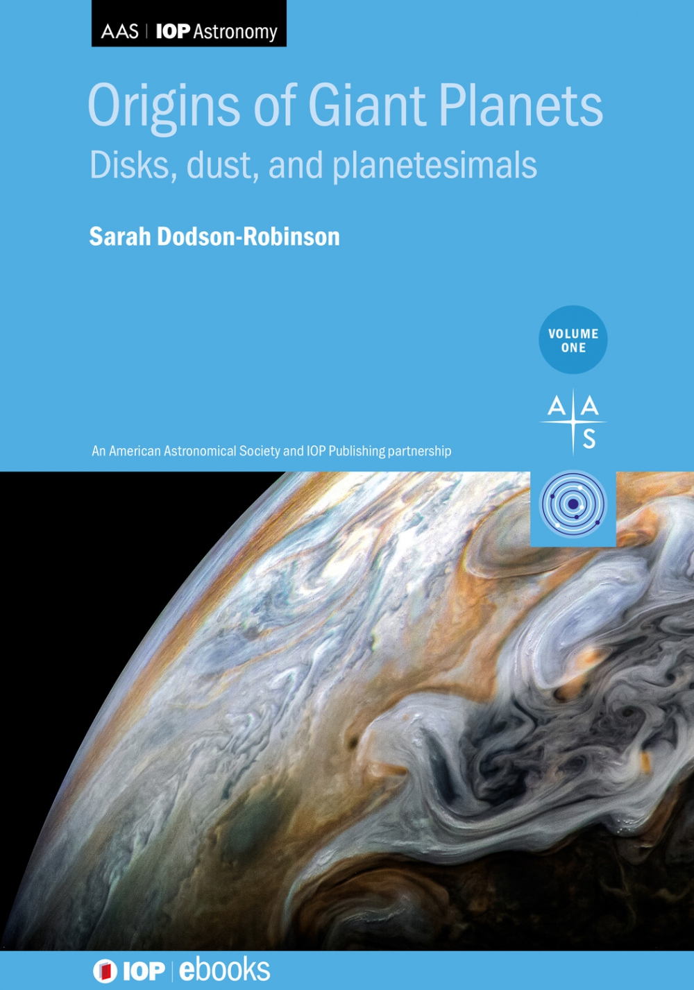 Jacket Image For: Origins of Giant Planets, Volume 1