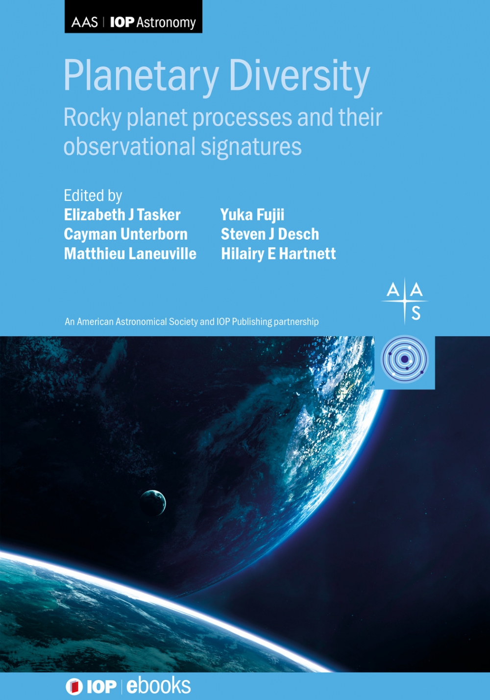 Jacket image for Planetary Diversity