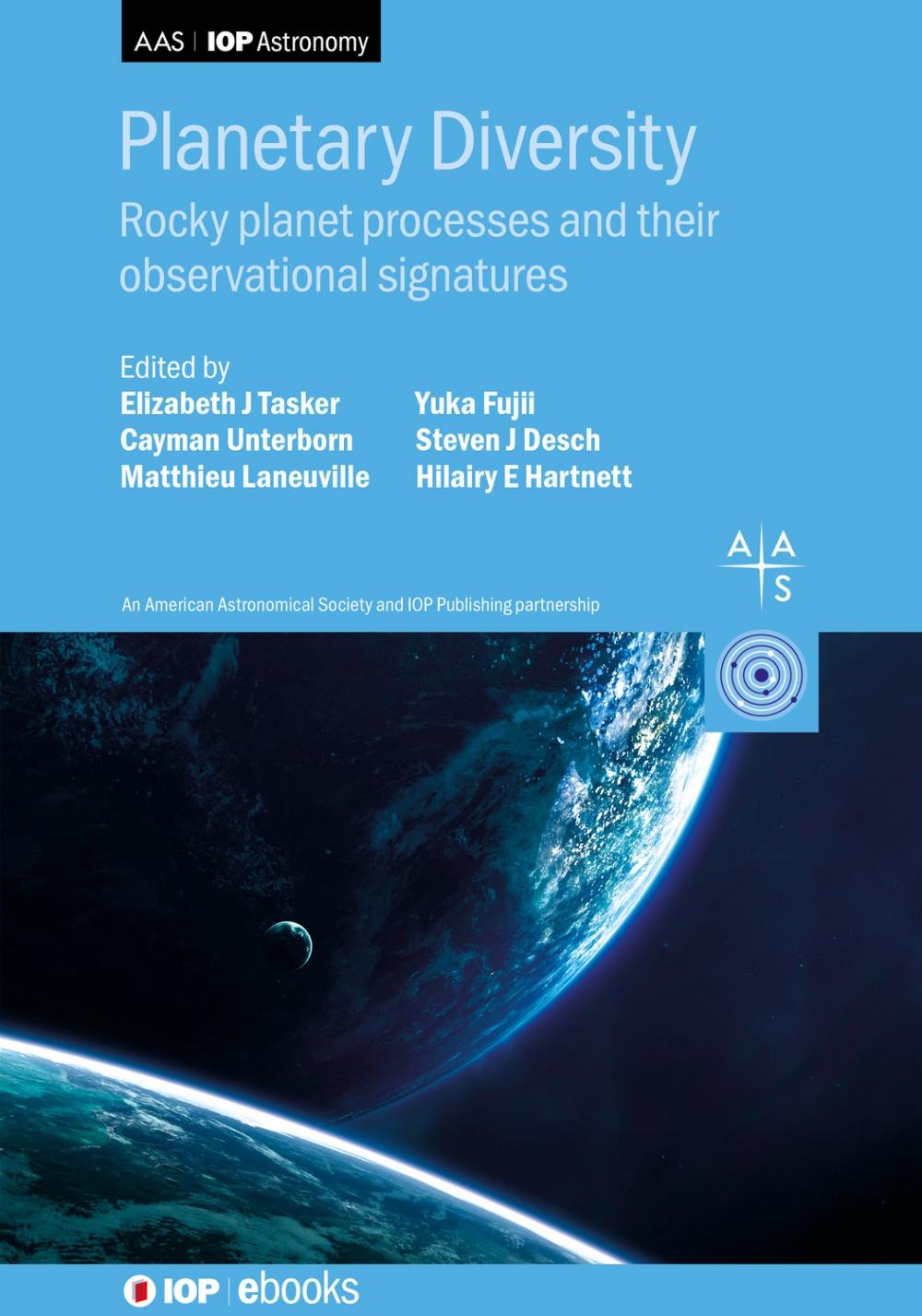 Jacket Image For: Planetary Diversity