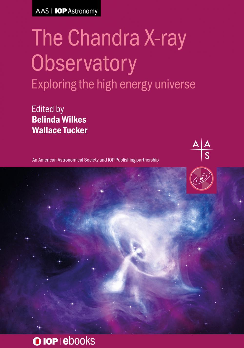 Jacket Image For: The Chandra X-ray Observatory