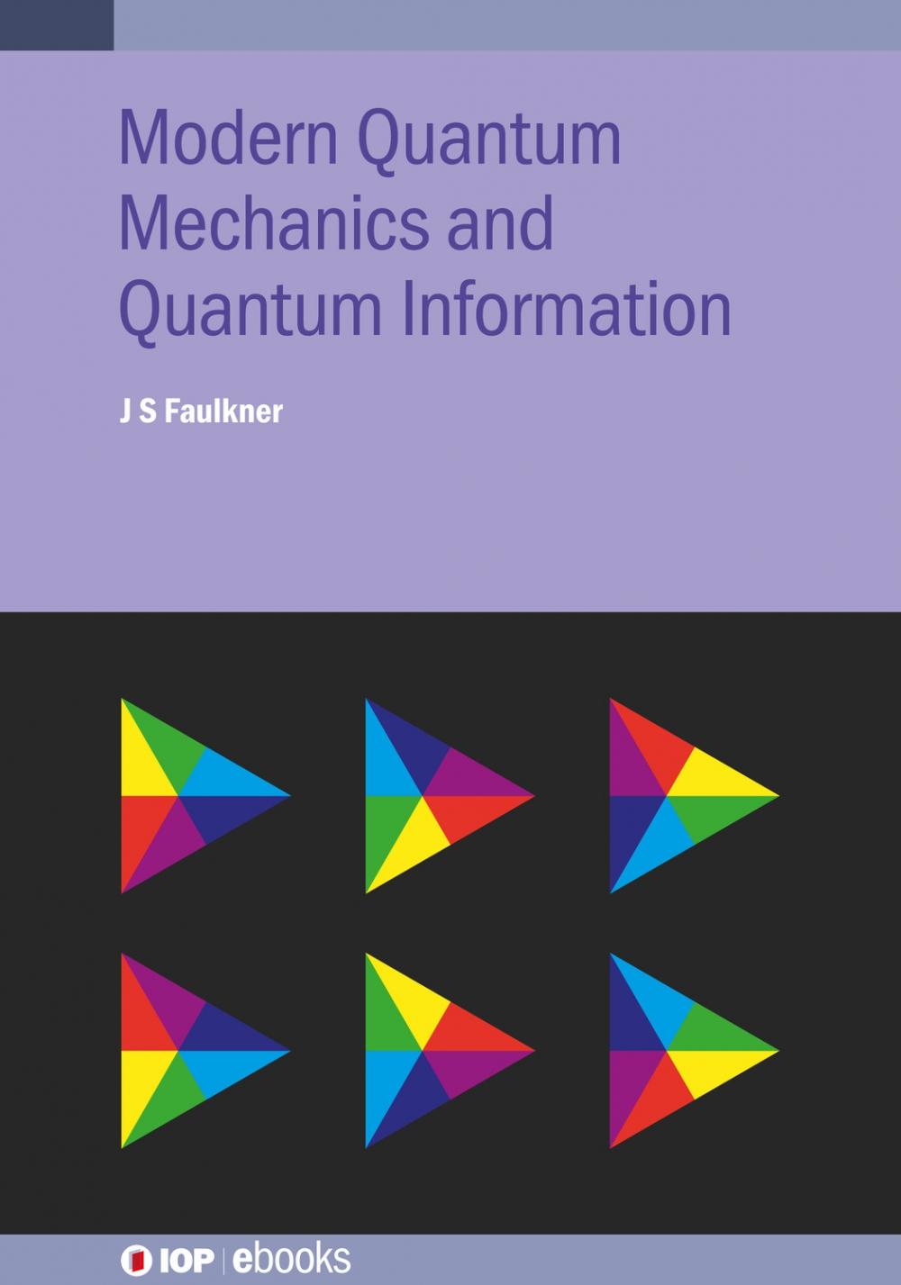 Jacket Image For: Modern Quantum Mechanics and Quantum Information