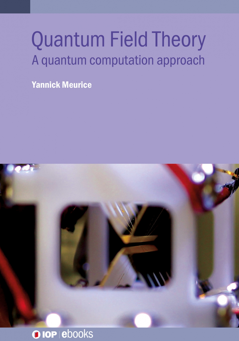 Jacket Image For: Quantum Field Theory