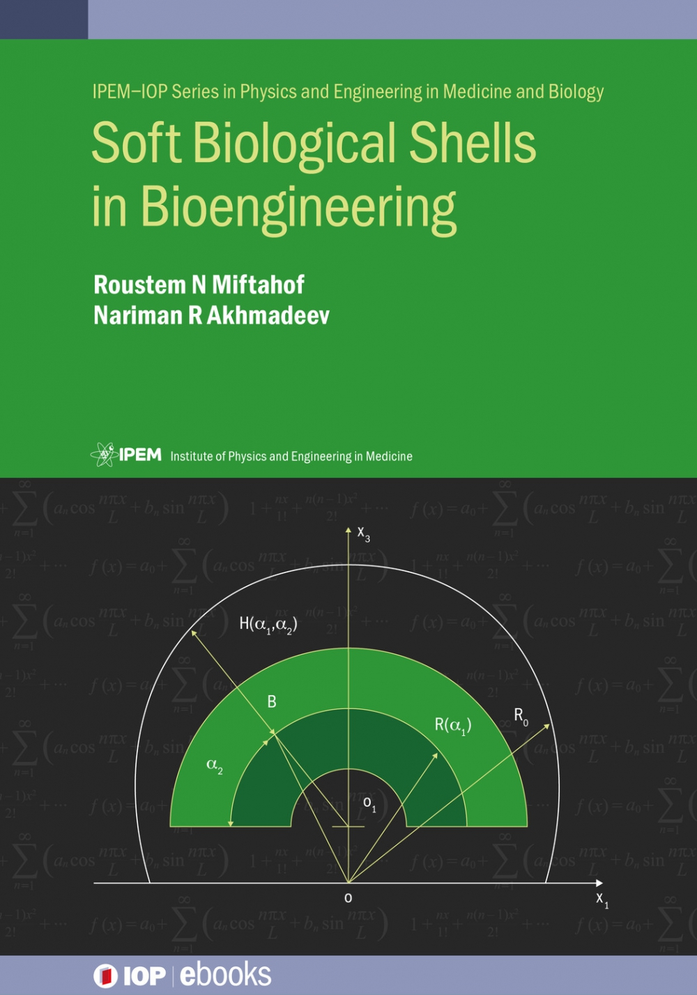 Jacket Image For: Soft Biological Shells in Bioengineering