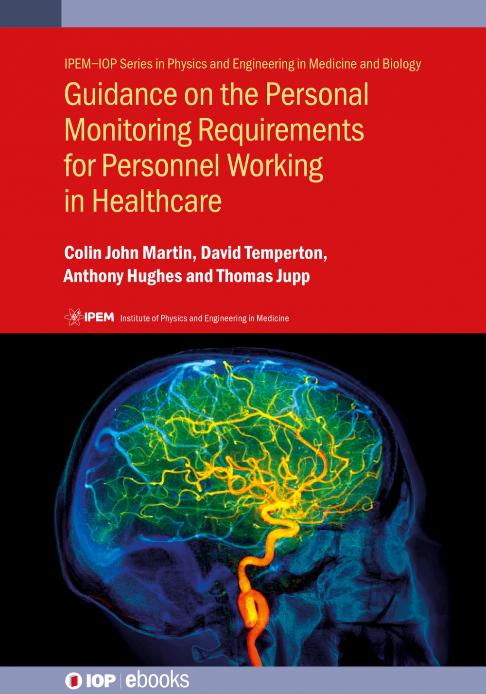 Jacket Image For: Guidance on the Personal Monitoring Requirements for Personnel Working in Healthcare