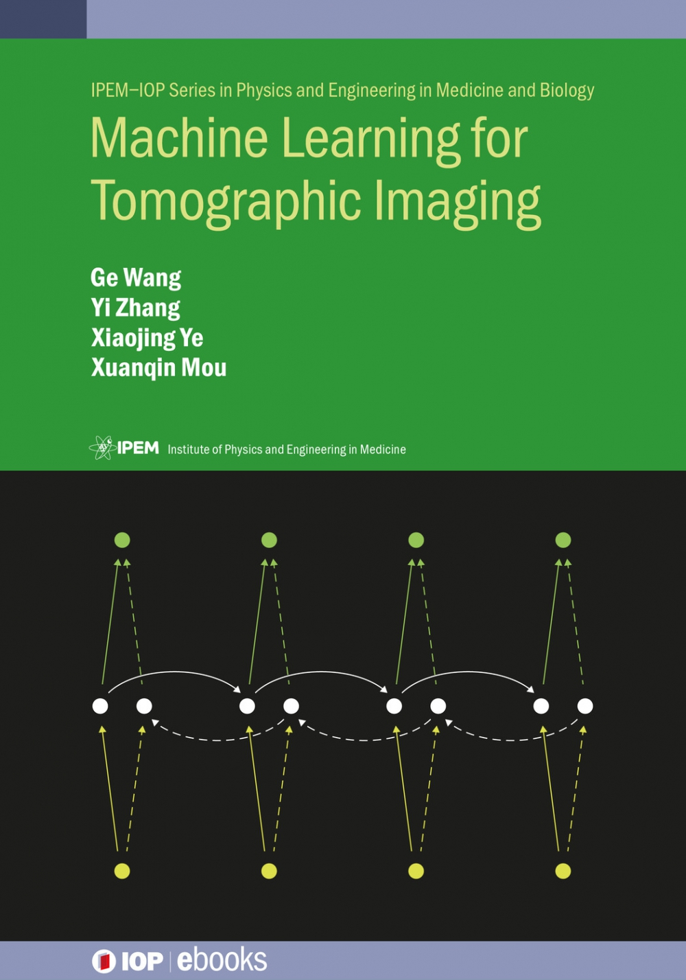 Jacket Image For: Machine Learning for Tomographic Imaging