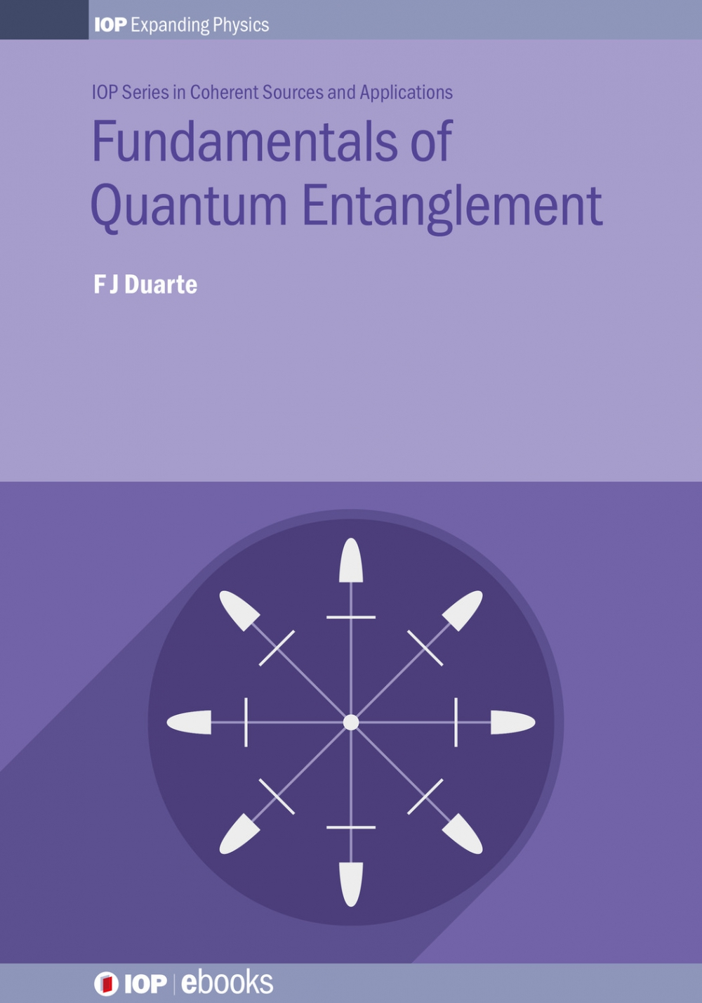Jacket Image For: Fundamentals of Quantum Entanglement