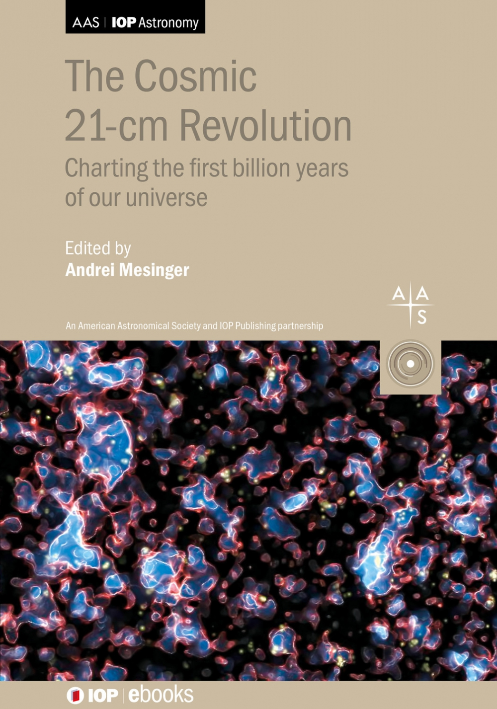 Jacket Image For: The Cosmic 21-cm Revolution