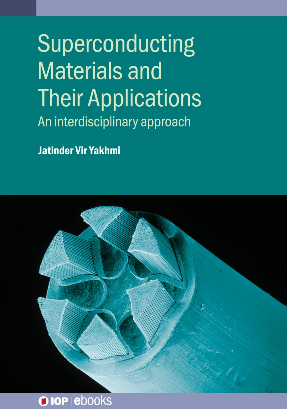 Jacket Image For: Superconducting Materials and Their Applications