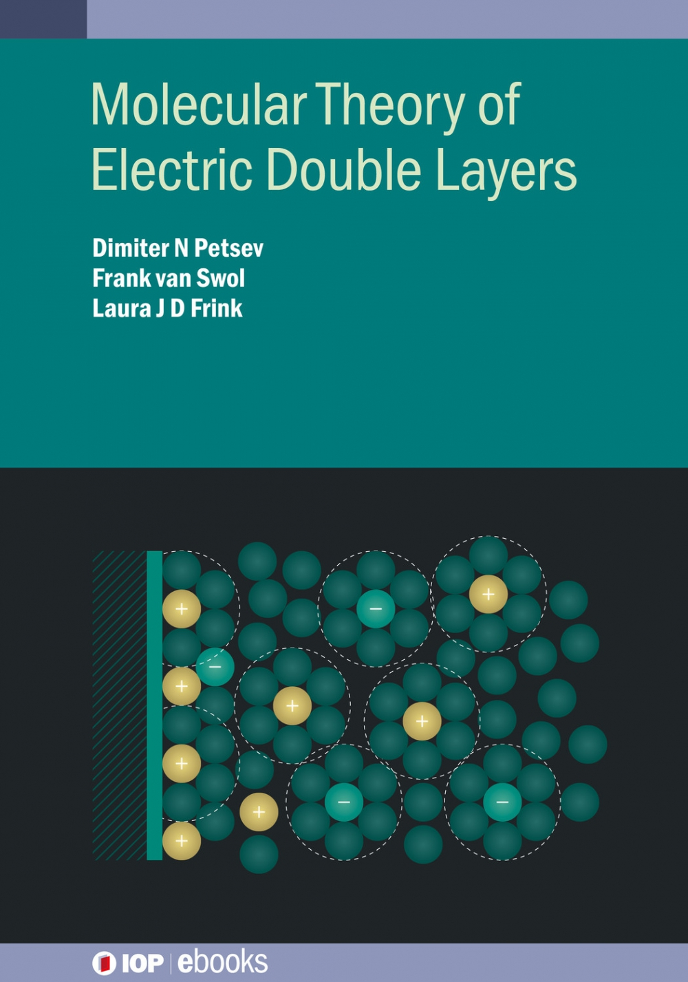 Jacket image for Molecular Theory of Electric Double Layers